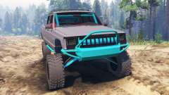 Jeep Grand Cherokee Comanche [pre-runner]