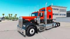 Flash de la piel Personalizado camión Kenworth W