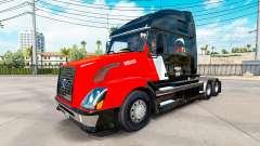 CNTL de la piel para camiones Volvo VNL 670