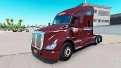 La Piel Millis Transferencia Inc. en el camión K