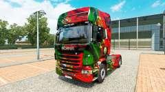 La piel de Copa de Portugal 2014 para Scania cam