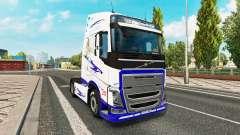 El Sueño americano de la piel para camiones Volv
