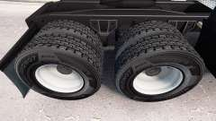 Los neumáticos Hankook v1.2