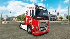 La piel de 1. FC Koln en Volvo trucks