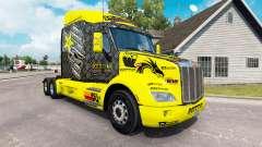 Rockstar Energy piel para el camión Peterbilt