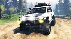 Toyota Land Cruiser 100 2000 [Samuray] v3.0