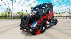 Castrol de la piel para camiones Volvo VNL 670