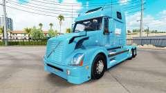 AMST de la piel para camiones Volvo VNL 670