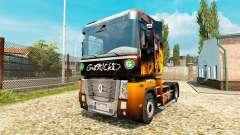 Obtener FKD de la piel para Renault camión