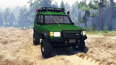 Land Rover Discovery v2.0