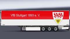 Semi-Remolque Chereau, VfB Stuttgart