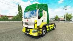 Rusty Marman de la piel para Renault camión