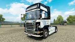 JKT Internacional de la piel para Scania camión