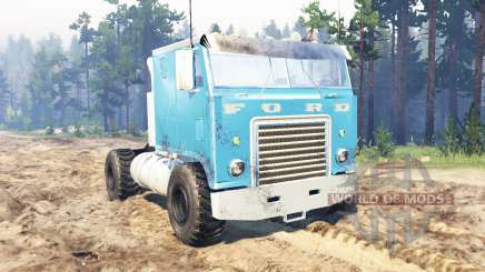 Ford W9000 para Spin Tires