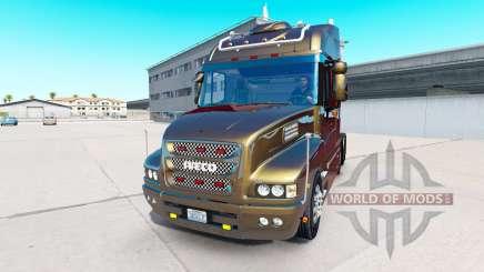 Iveco Strator (PowerStar) 6x4 para American Truck Simulator