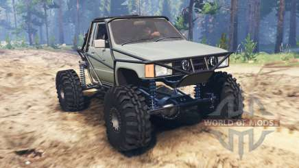 Toyota Hilux Truggy 1984 FSA para Spin Tires
