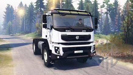 Volvo FMX 400 v2.0 para Spin Tires