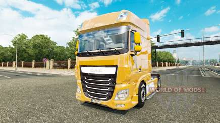 DAF XF 510 Super Space Cab v1.1 para Euro Truck Simulator 2