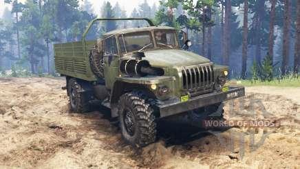 Ural-43206-10 para Spin Tires