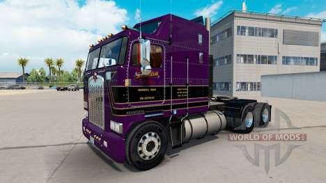 Conrad Shada de la piel para Kenworth K100 camión para American Truck Simulator