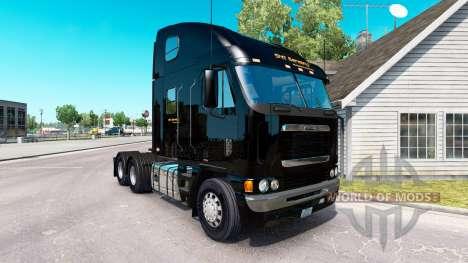 La piel ShR Alemania en el camión Freightliner A para American Truck Simulator