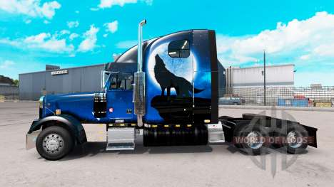 Freightliner Classic XL v3.1.3 para American Truck Simulator