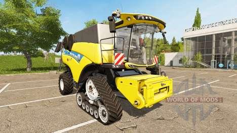 New Holland CR10.90 para Farming Simulator 2017