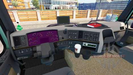 Volvo FM13 para Euro Truck Simulator 2