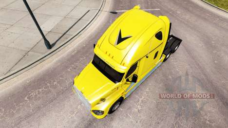 Скин Veriha de Camiones на Freightliner Cascadia para American Truck Simulator