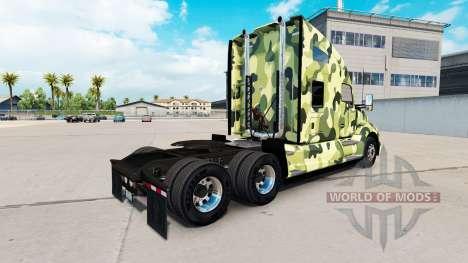 La piel de Camuflaje para el tractor Kenworth para American Truck Simulator