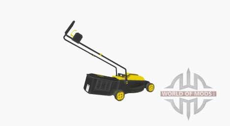 Gasolina cortadora de césped para Farming Simulator 2017