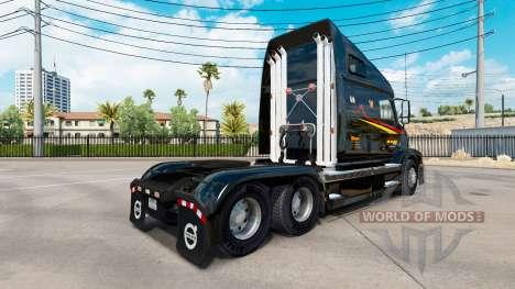 La piel de Jim Palmer en los tractores para American Truck Simulator