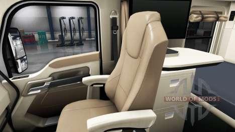 Interior de la Esfera Verde para Kenworth T680 para American Truck Simulator