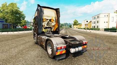 Araignee de la piel para camiones Volvo para Euro Truck Simulator 2