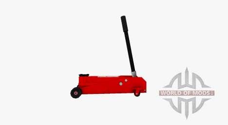 Hidráulica rolling Jack para Farming Simulator 2017