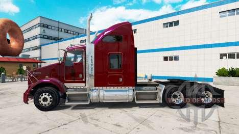 Kenworth T800 2016 v0.5.1 para American Truck Simulator