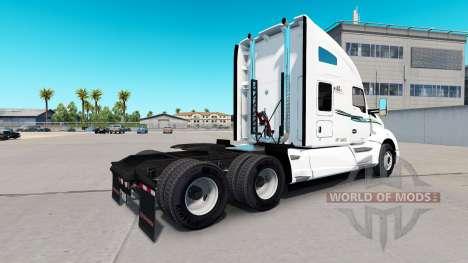 La piel de BIG D Transporte en camiones para American Truck Simulator