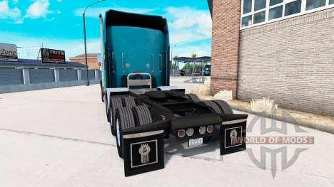 Kenworth T800 2016 v0.1 para American Truck Simulator