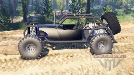 Rock Buggy v2.0 para Spin Tires