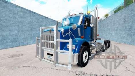 Kenworth T800 2016 v0.3 para American Truck Simulator