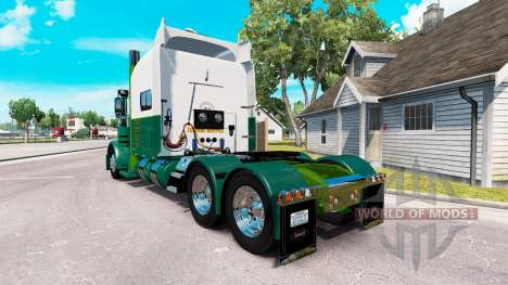 La piel OHARE Servicio de Remolque en los tracto para American Truck Simulator