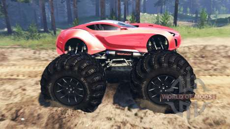 Laraki Epitome [monster truck] para Spin Tires