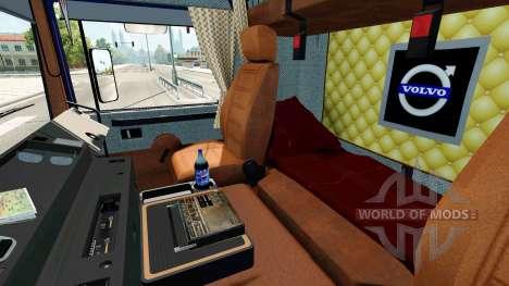 Volvo F10 para Euro Truck Simulator 2