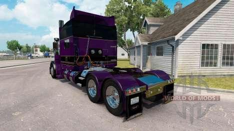 Conrad Shada de la piel para el camión Peterbilt 389 para American Truck Simulator