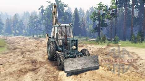 MTZ-82 v3.0 para Spin Tires