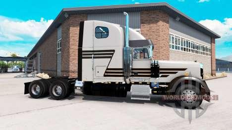 Freightliner Classic XL v2.0 para American Truck Simulator