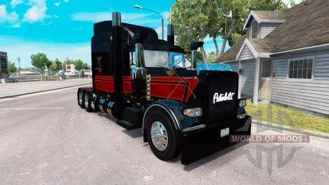 La piel de la Víbora de v2.0 tractor Peterbilt 3 para American Truck Simulator