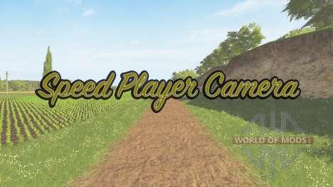 Cambio de la velocidad de caminar con velocidad  para Farming Simulator 2017