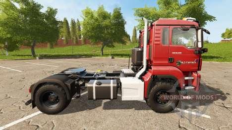 MAN TGS 18.480 v1.2 para Farming Simulator 2017