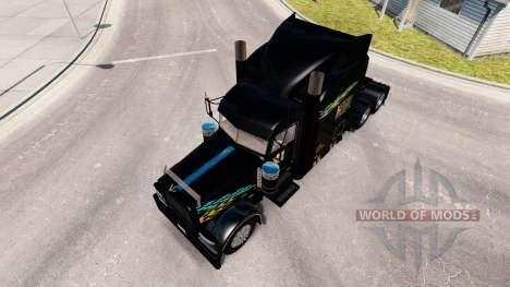 Smith Transporte de la piel para el camión Peter para American Truck Simulator